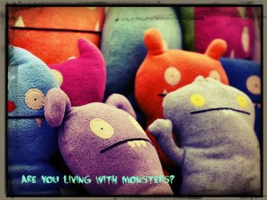monsterquote