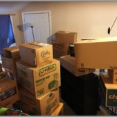 Stacks and Stacks of Boxes